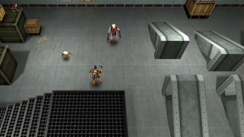Half-Life: Loop Gameplay
