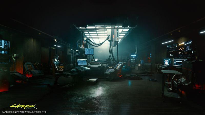 Cyberpunk 2077 RTX On