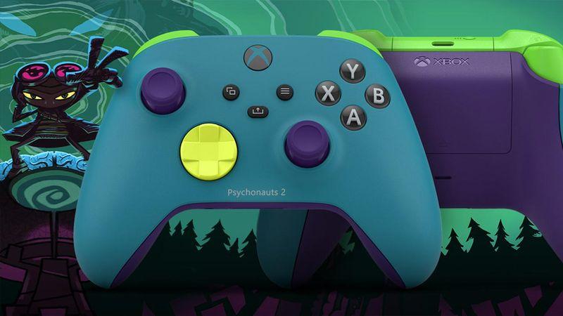 Xbox Controller Psychonauts 2