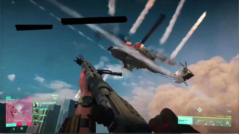 Battlefield 6 Leaked Screenshot