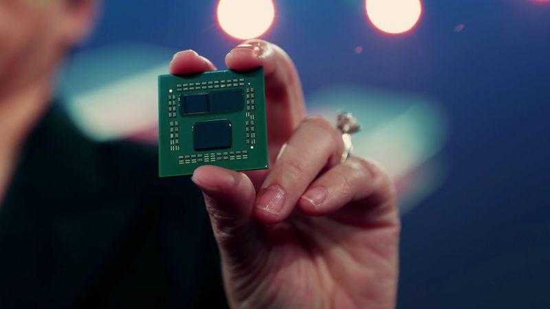 AMD 3D Chiplet V-Cache