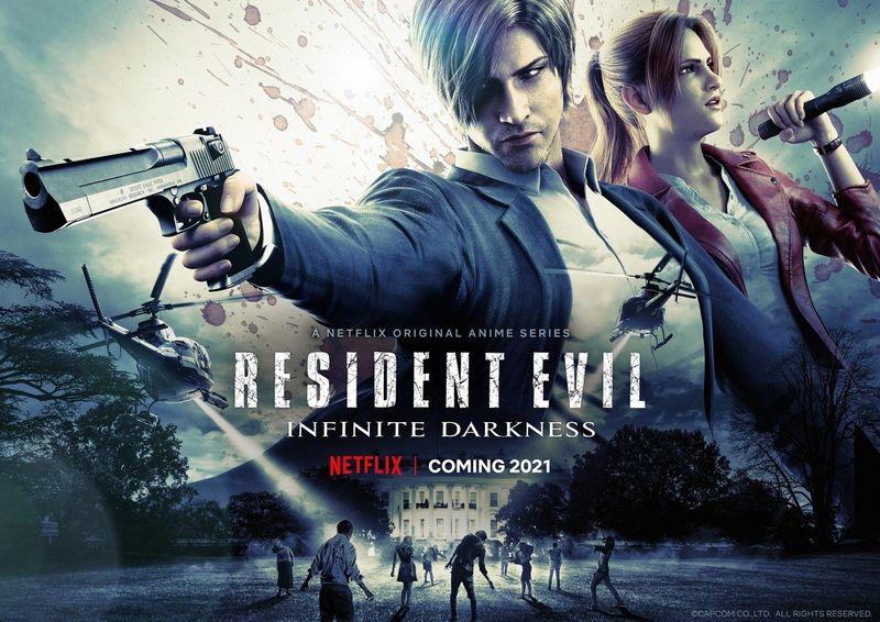 Resident Evil Infinite Darkness 2