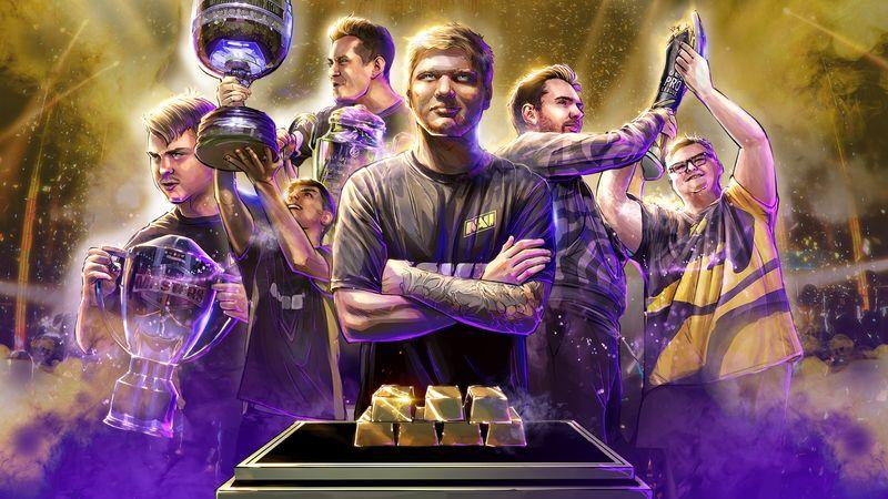 NAVI CS:GO và chức vô địch ESL Pro League 14. Nguồn ảnh: ESL Counter-Strike.