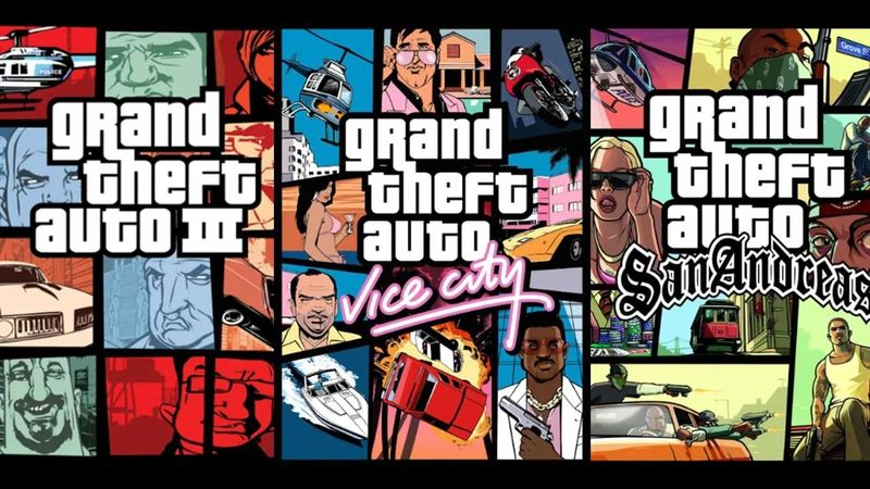 Classic GTA Trilogy