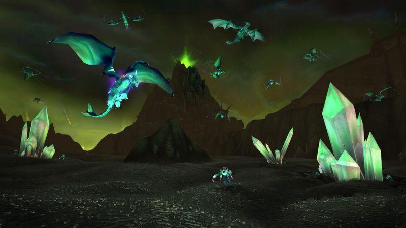 《魔獸世界:燃燒的遠征》經典版 - 影月谷